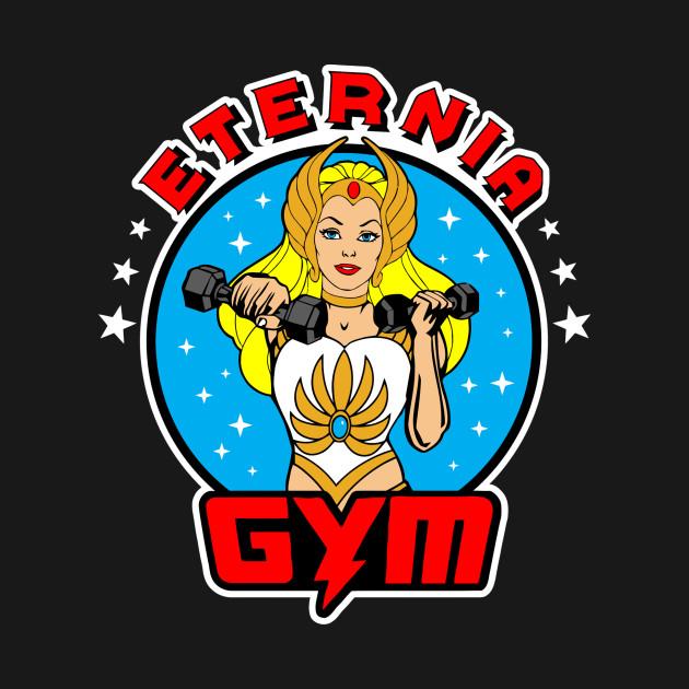 Princess Gym T-Shirt