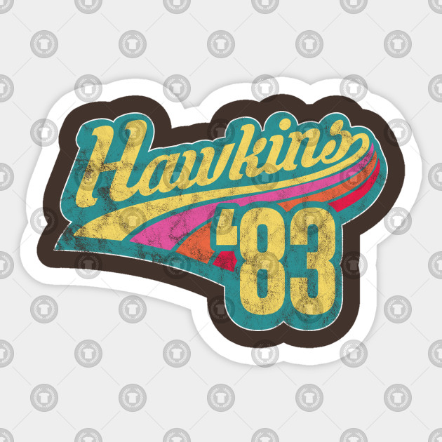 Hawkins '83 Retro Wash