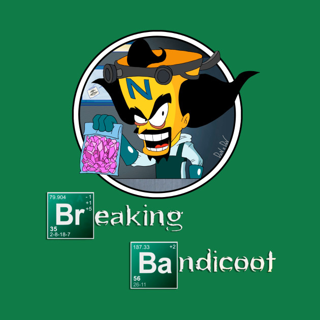 Breaking Bandicoot