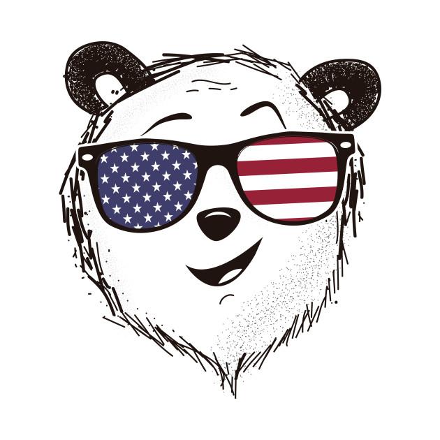 Panda Independence 4 of July