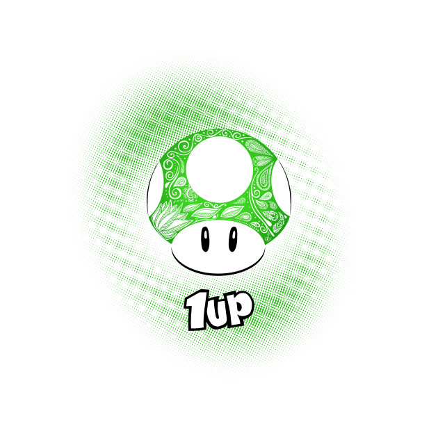 1-UP from Mario