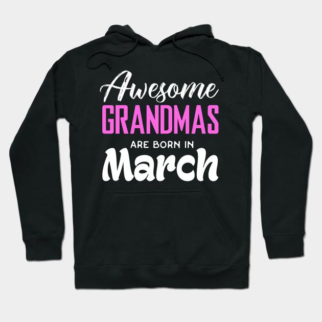 Grandma Birthday Shirts Hoodie