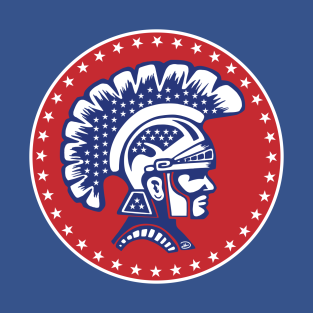 Spartans - Americana t-shirts