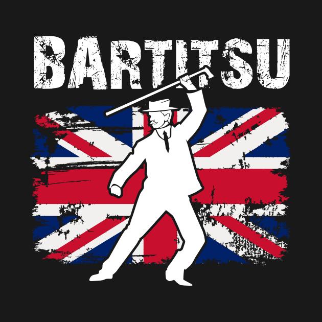 British Defence with Walking Sticks Martial Arts Bartitsu