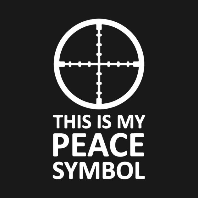 This Is My Peace Symbol Music Kids T Shirt Teepublic