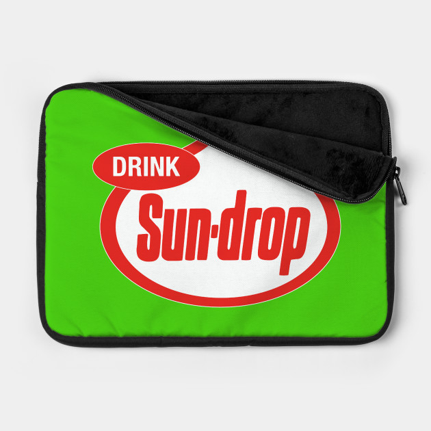 Sun Drop Vintage Logo by yesteryeargraphics