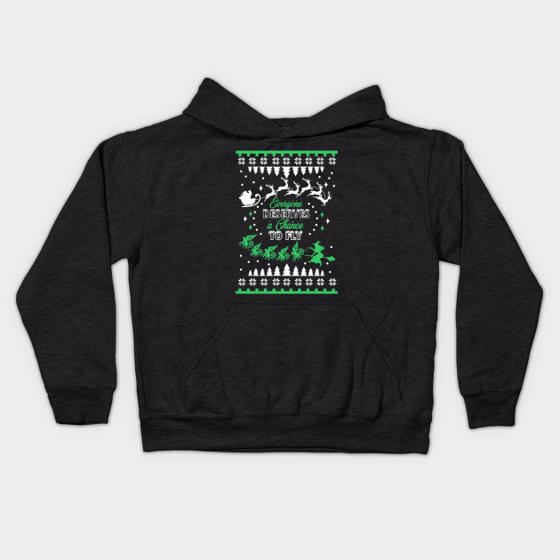 Wicked Witch Ugly Sweatshirt