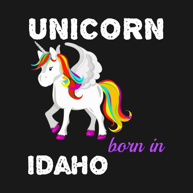 Unicorn Born In Idaho