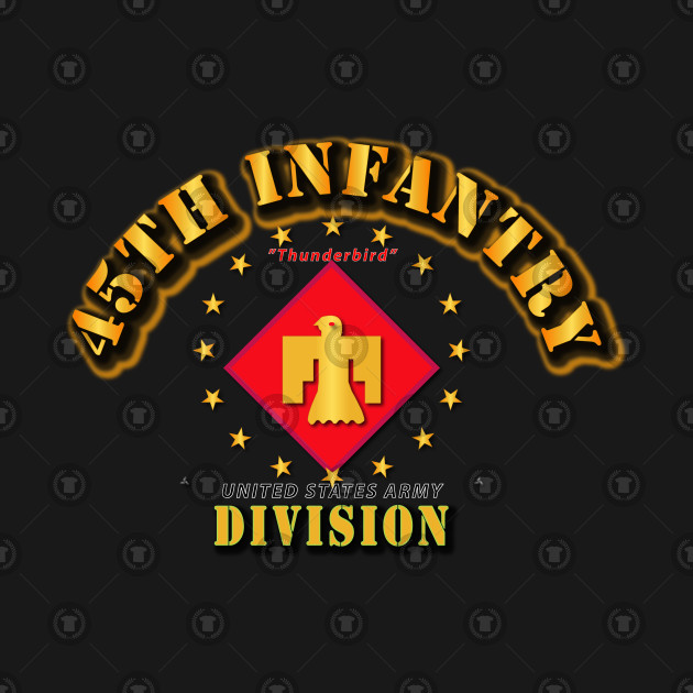 45th Infantry Division - Thunderbird