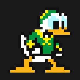 8-Bit Quack t-shirts