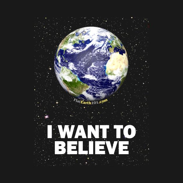 I WANT TO BELIEVE - X Files Parody