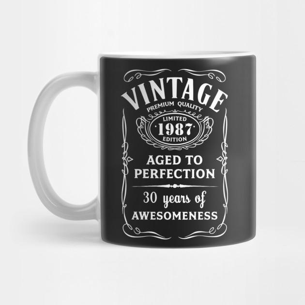 Vintage Limited 1987 Edition