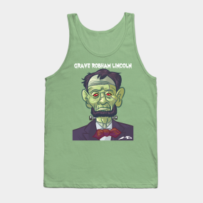 1638d5be7875db Grave Robham Lincoln Tank Top