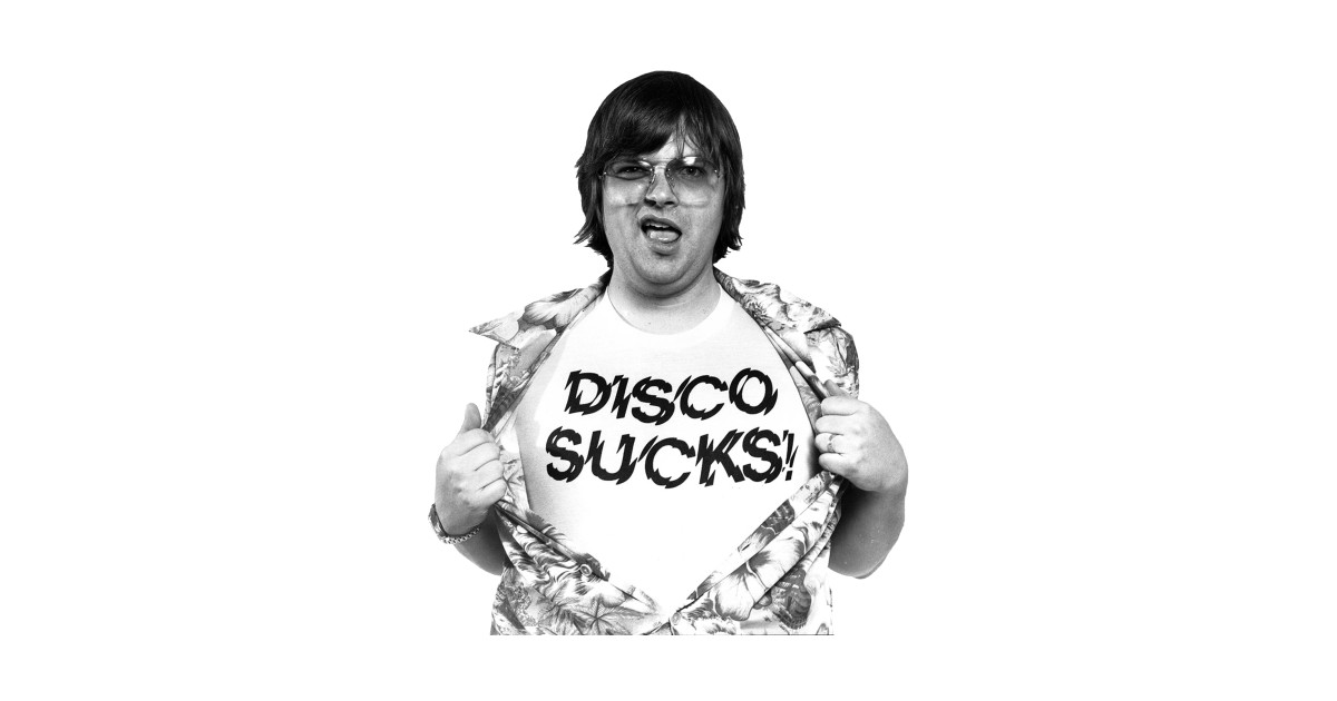 Why disco doesn't suck