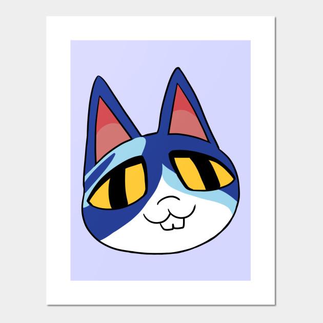 Moe Animal Crossing New Leaf Cat