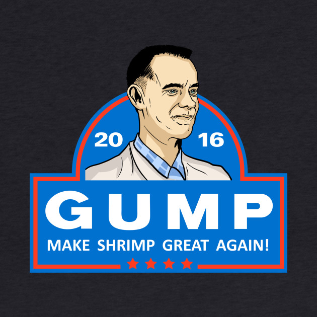 Make Shrimp Great Again!