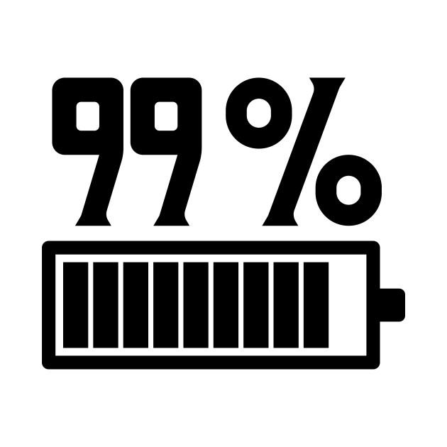 My energy 99 %