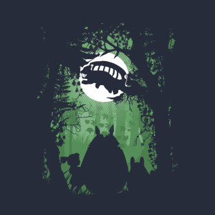 Forest Friends t-shirts