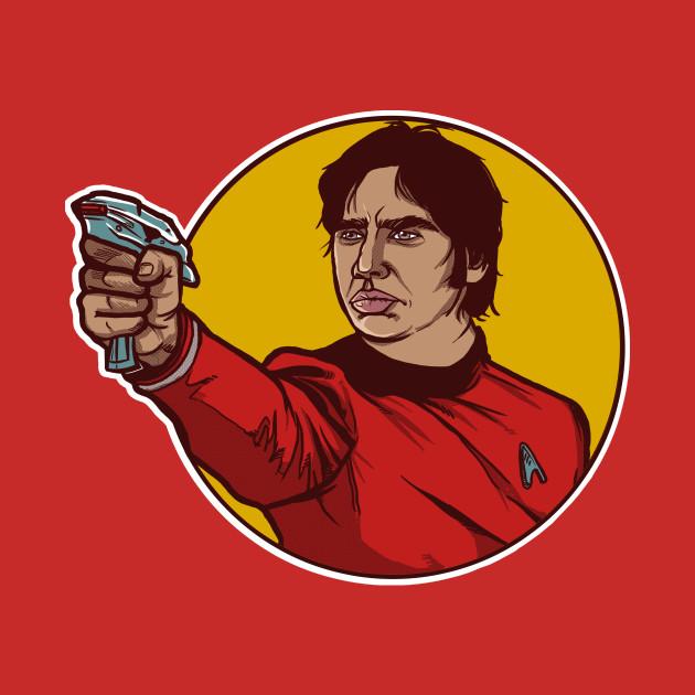 Big Trek Theory T-Shirt