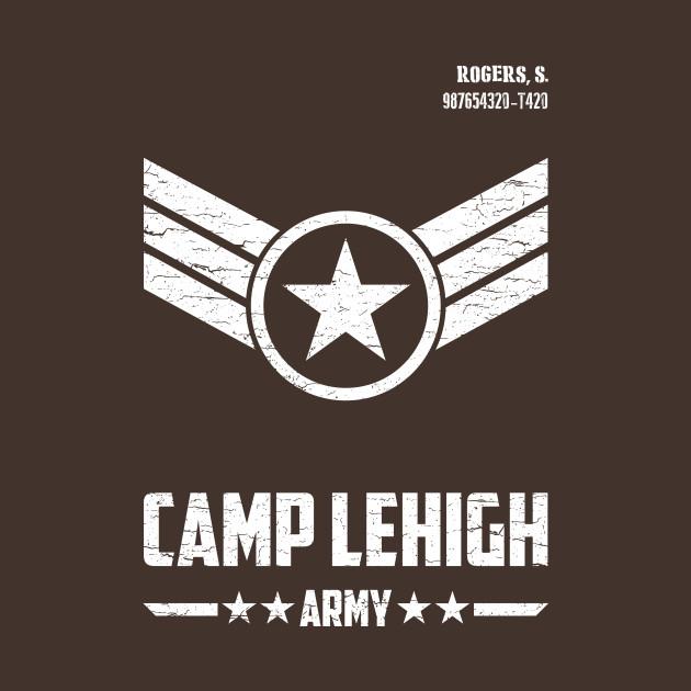 Camp Lehigh Recruit
