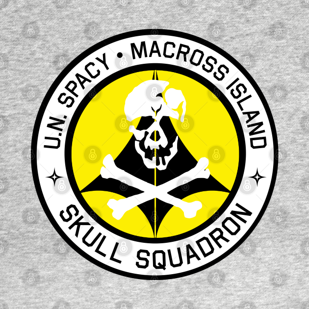 U.N. Spacy Skulls Patch