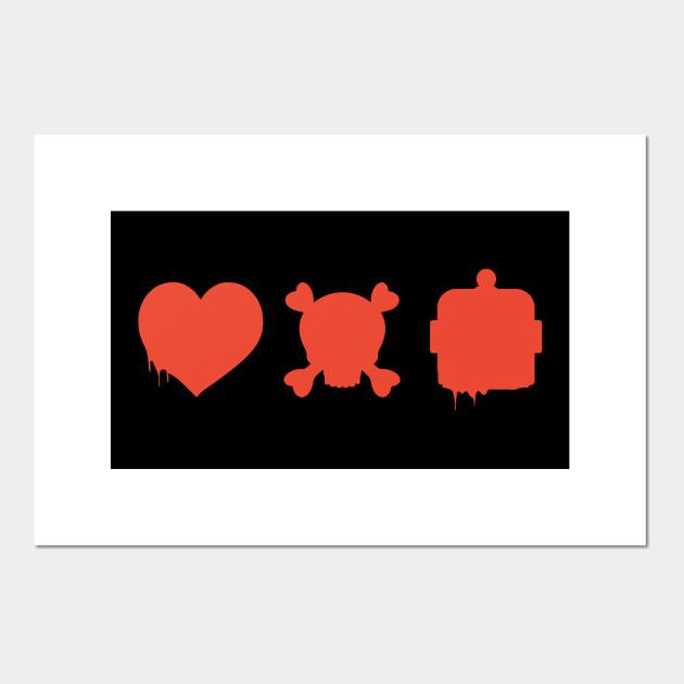 love death and robots emoticon