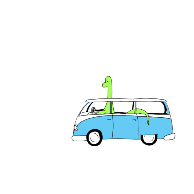 Dino Driving