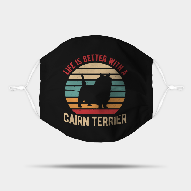 Funny Cairn Terrier