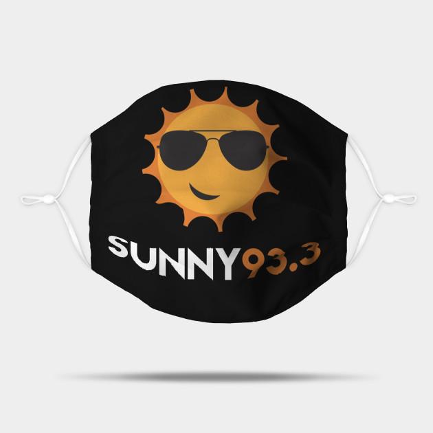 Sunny Radio Face Mask