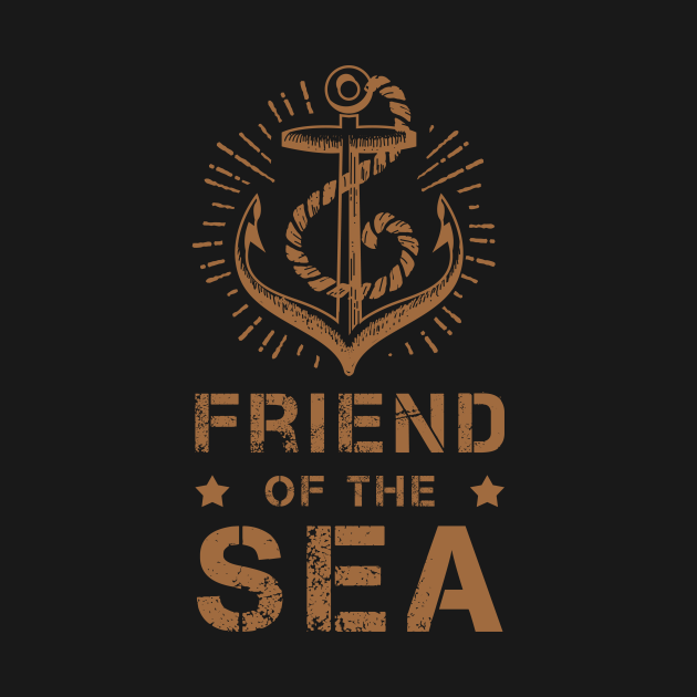 Friend of the sea vintage