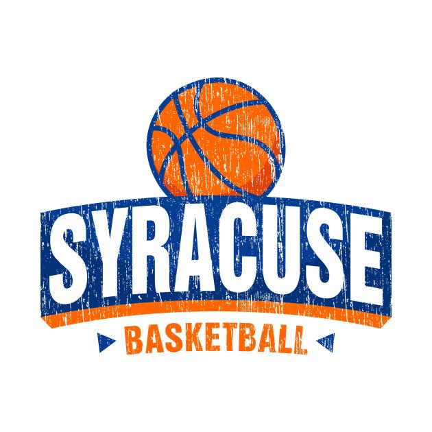 Vintage Syracuse Basketball Sweatshirt