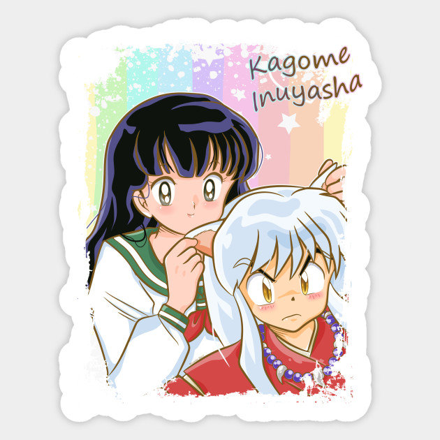 212 Best Images About Inuyasha Inuyasha X Kagome On: Inuyasha