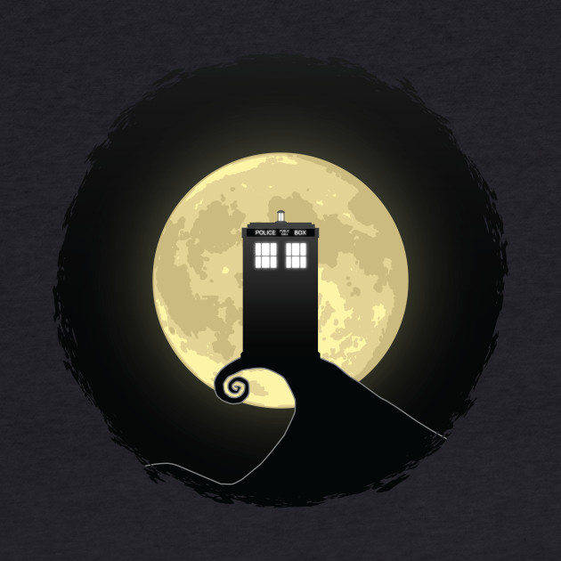 Nightmare Before A Tardis