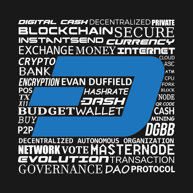 Dash Digital Cash Crypto