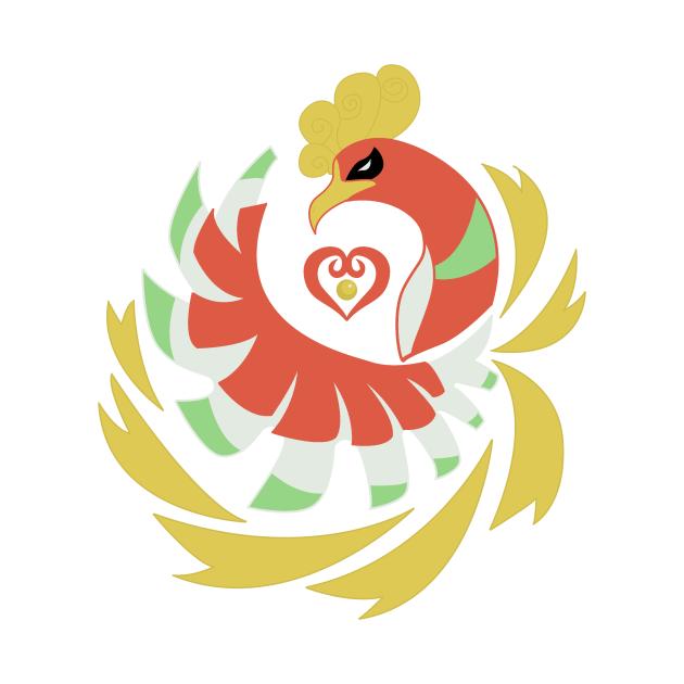 Heart Gold - Ho-Oh