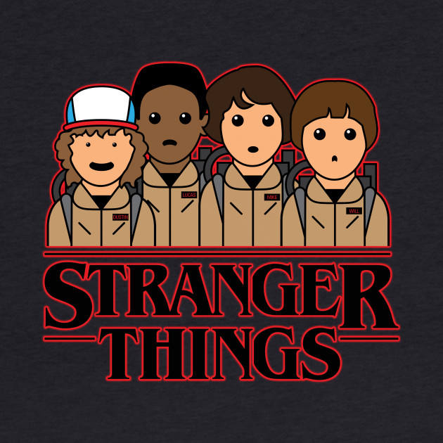 Stranger Things meets Ghostbusters