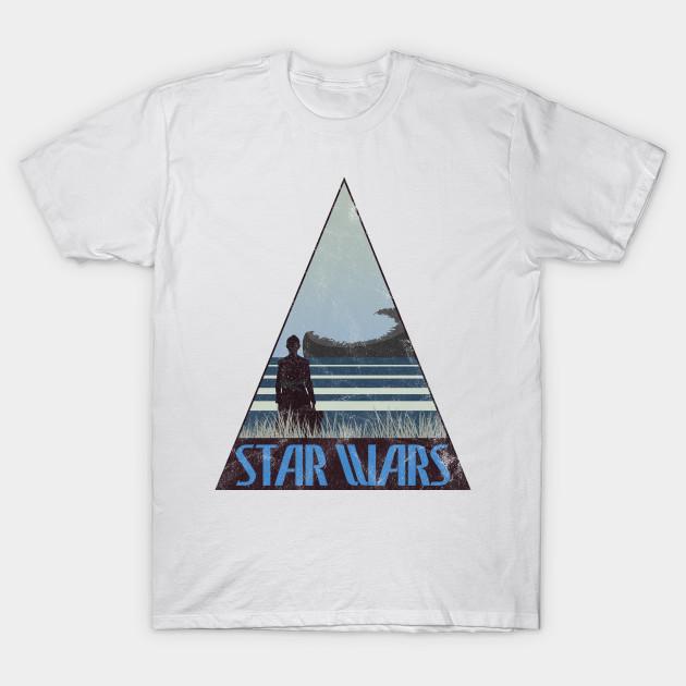 The Rise Of Skywalker Star Wars T Shirt Teepublic