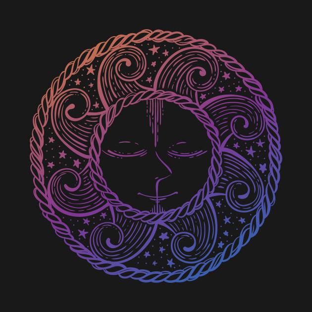 vintage sun - horoscope cosmic sun