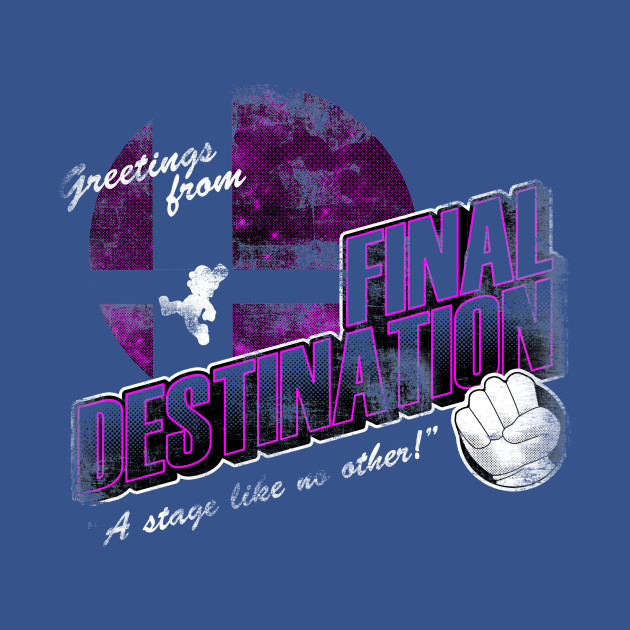 Greetings From Final Destination T-Shirt