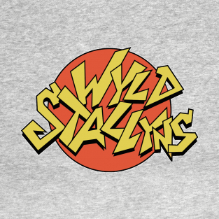WYLD STALLYNS RULE! t-shirts