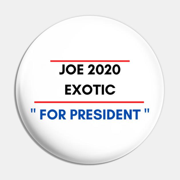 Joe Exotic 2020 For President