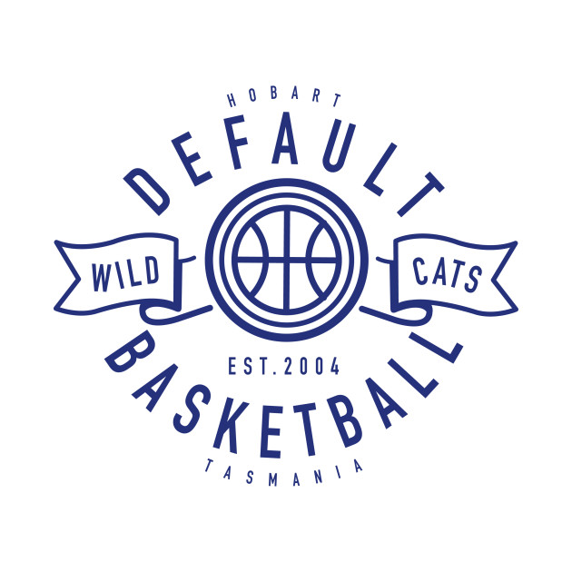 Default Basketball - Blue