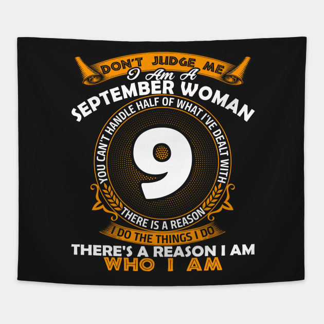 a7624894f I am A September Woman T-shirt Awesome Birthday Gift - I Am A ...