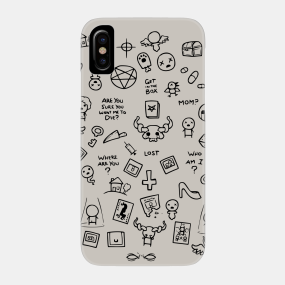 Binding Of Isaac Phone Cases - iPhone and Android | TeePublic