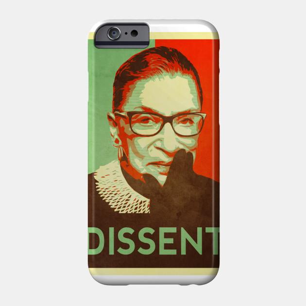 f49a3d6a7d24 RBG Ruth Ginsburg - Hope Feminist Political T-Shirt - Ruth Ginsburg ...