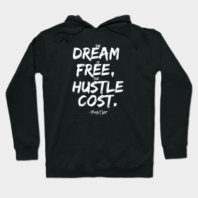 6d6b35487 Hustle Hard Stay Humble Hoodies | TeePublic