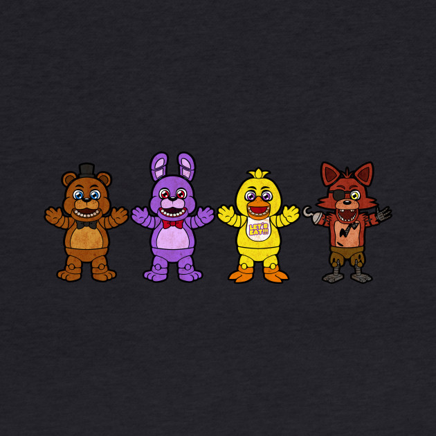 Chibi Five Nights at Freddy's