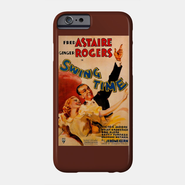 Fred Astaire And Ginger Rogers Fred Astaire Phone Case Teepublic Uk