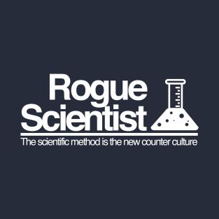 Rogue Scientist: Beaker t-shirts