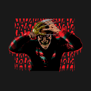 The Killing Nightmare t-shirts